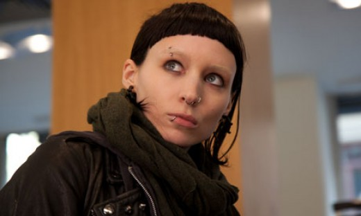 Rooney Mara (The Girl with the Dragon Tattoo)