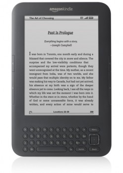 How The Amazon Kindle Changed The World