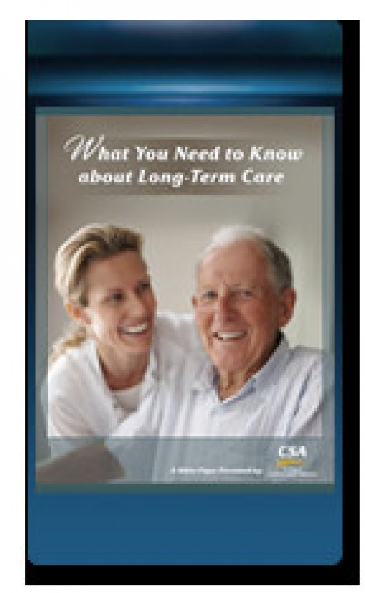 Long-term care insurance can help protect you and your assets.