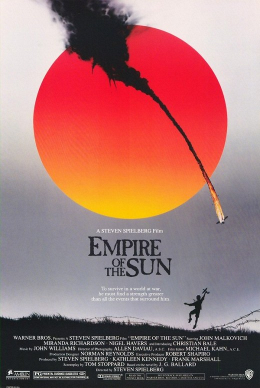 Empire of the Sun - art by John Alvin