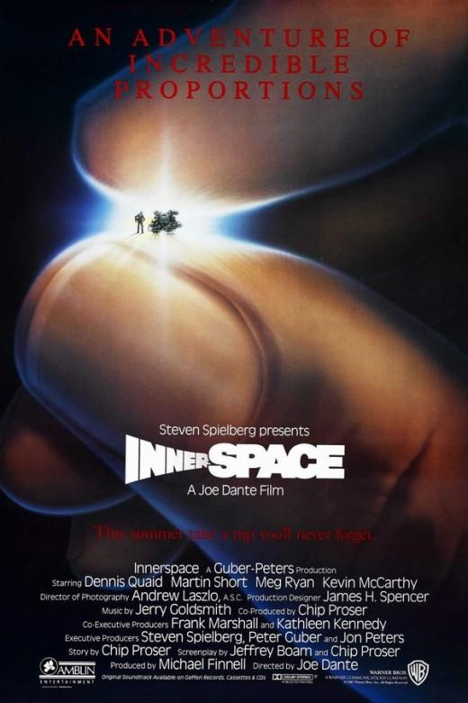 InnerSpace - art by John Alvin