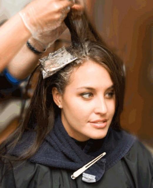 Best Hair Relaxer application