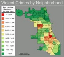"""To quote Jim Croce, """"The south side of Chicago / is the baddest part of town ... """""""