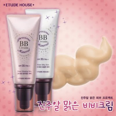 BB Cream from Etude House