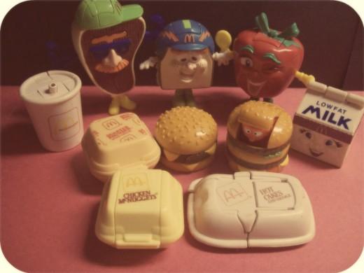 McDonald's transforming food!