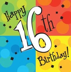 9 Ways to Celebrate a Sweet 16 Birthday