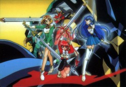Anime Reviews: Magic Knight Rayearth