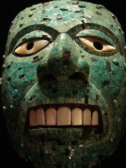 Máscara de Xiuhtecuhtli- Dated approximately 1400 - 1521