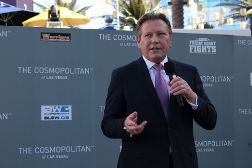 John Unwin, CEO of The Cosmopolitan of Las Vegas