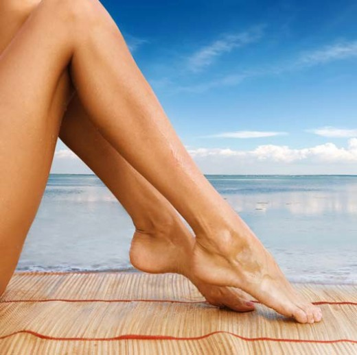 Get beautiful legs faster