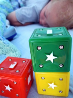 Toys for Blind & Disabled Children - Kid's Tactile, Plush, and Sound-Making Toys