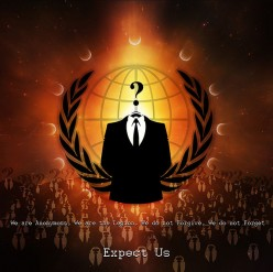 Project Mayhem 2012 : Anonymous Global Cyberwar with the American Government
