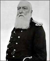 King Leopold II of Belgium and ruler of the Congo Free State