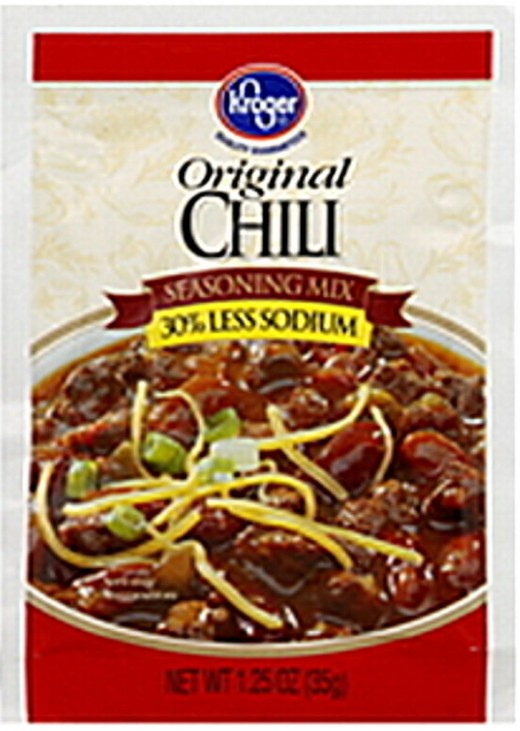 ORIGINAL CHILI SEASONING 30% LOWER SODIUM
