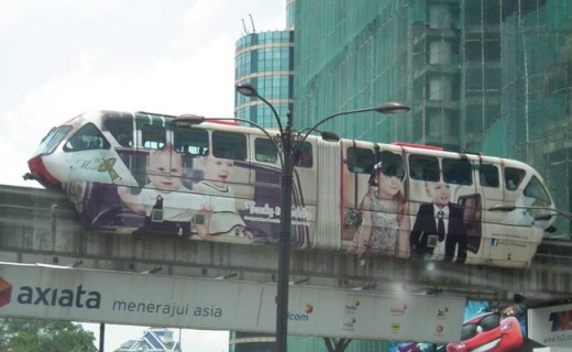 Monorail in KL
