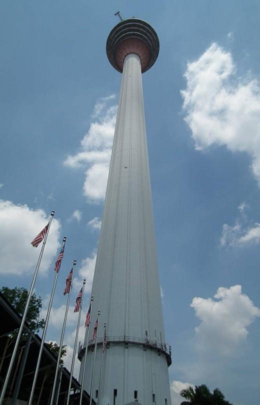 The Menara Tower