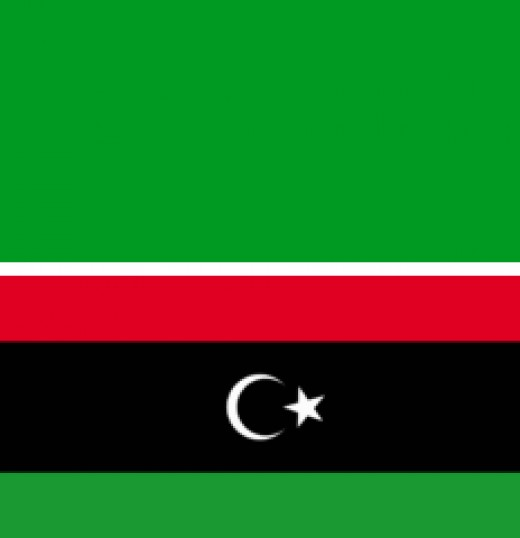 The Two Flags of Libya