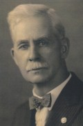 Frank Maher, my father's paternal grandfather, c. 1920
