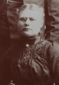 Heloise Cadore, my mother's paternal grandmother, c. 1900
