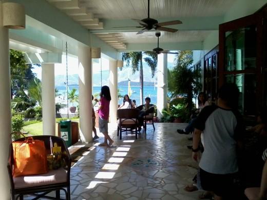 Resort's Lobby
