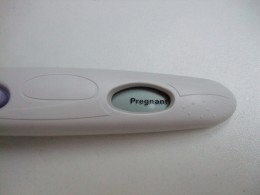 Digital tests will show the words 'Pregnant' or 'Not Pregnant' for the avoidance of any doubt.