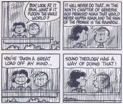 Warning Against Theological Error