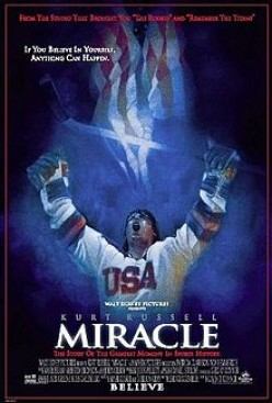 Remembering the Movie Miracle and the 1980 U.S. Olympic Hockey Team Gold Medal Winners!