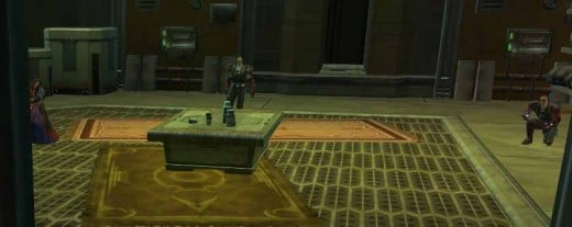 SWTOR Darth Thanaton Strikes Back - Using Sith Assassins and Hunters Against the Sith Inquisitor