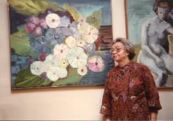 Iconoclastic Painting Style ~~ Wanda Maria Ast