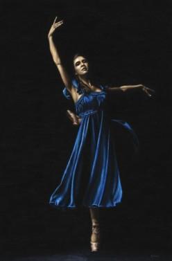 Dancer:  A Poem