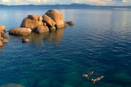 Lake Malawi National Park - Located at the southern end of the great expanse of Lake Malawi, It is home to a staggering array of colourful tropical fish species, all endemic to Malawi. Most of these fish species are in the cichlid family.