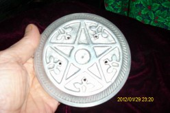 Altar Tools Of The Pagan, The Wiccan and The Witch
