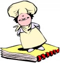 Chef and cookbook; Image source: www.businesscomputersystem.com