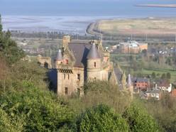 View of Belfast Castle
