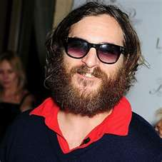 Joaquin Phoenix-The Crazy Beard
