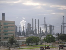 Some of the highest paying jobs in Houston are in the oil industry.