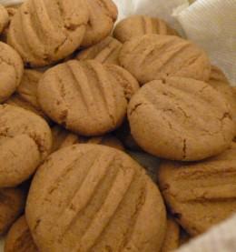 this recipe  makes 4 to 5 dozen almond cookies