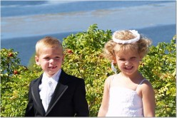 Planning a Wedding: Including Children in the Ceremony as Flower Girls, Ringbearers and Junior Bridesmaids
