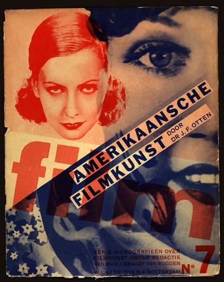 Typograpic design Piet Zwart (1931)