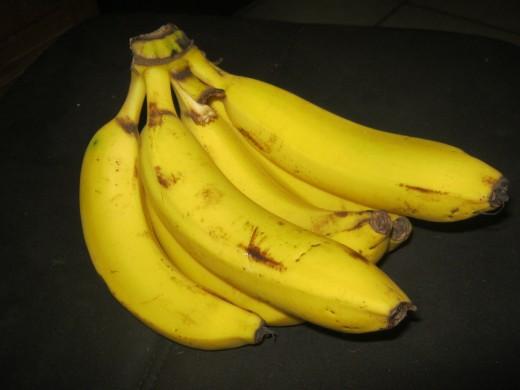 Puerto Rican Bananas
