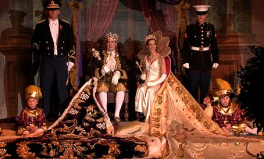 King Felix III & Queen Helen\ Mobile Carnival Association