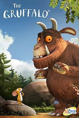 The Official Gruffalo Poster