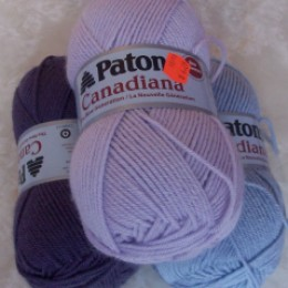 Patons Canadiana - The New Generation