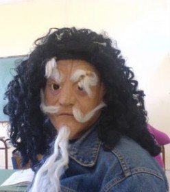 Apokries - Halloween Carnival in Greece