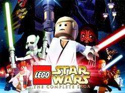 Lego Star Wars The Complete Saga 102: Negotiations, Blue Canister Challenge Level