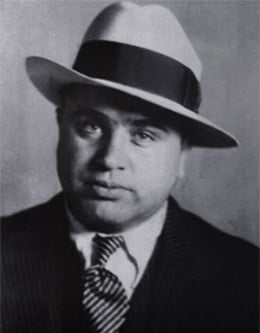 Al Capone was one of the first inmates housed at Alcatraz. During this time, the prison enforced a strict code of silence.