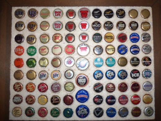 Introducing my bottle cap collection