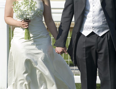 Christian Wedding Arrangements