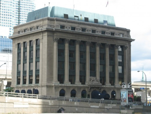 Toronto Harbour Commission Building