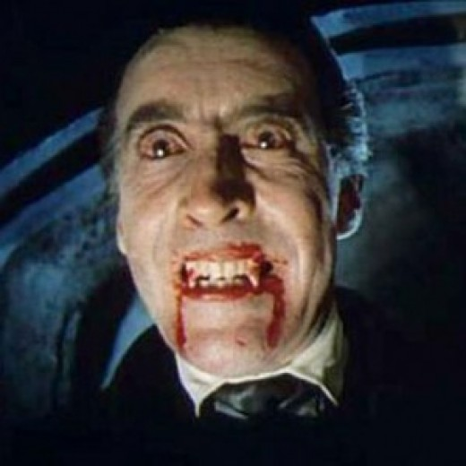 Bella LuGusi as Count. Dracula